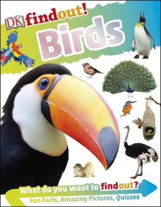 DKfindout! Birds by  DK