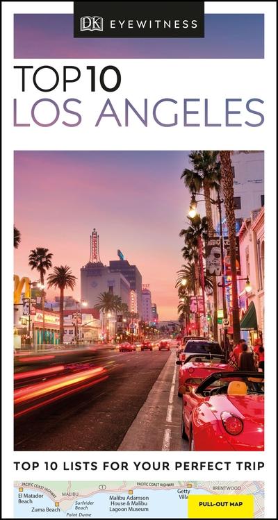 DK Eyewitness Top 10 Los Angeles by Travel DK