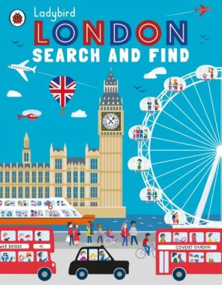 Ladybird London: Search and Find by
