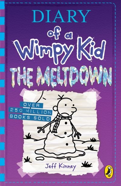 Diary of a Wimpy Kid: The Meltdown (Book 13) by Jeff Kinney