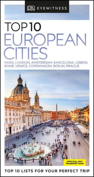 DK Eyewitness Top 10 European Cities by Travel DK