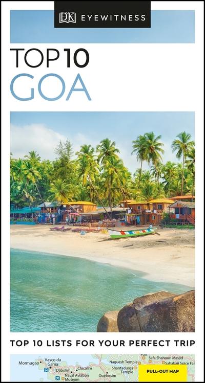DK Eyewitness Top 10 Goa by Eyewitness DK