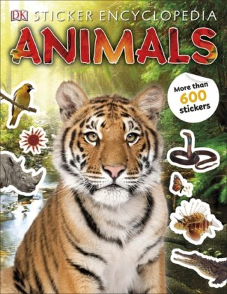 Sticker Encyclopedia Animals by  DK