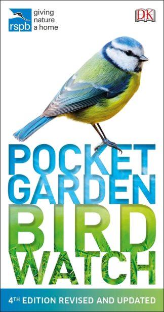 RSPB Pocket Garden Birdwatch by Mark Ward