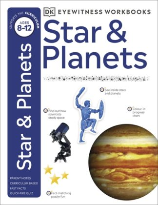 Stars and Planets by  DK