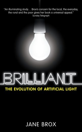 Brilliant: The Evolution of Artificial Light by Jane Brox