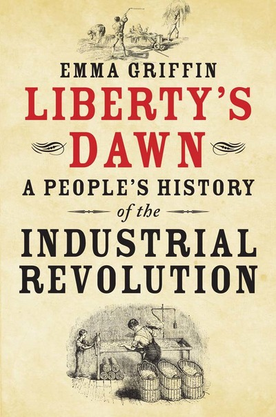 Libertys Dawn by Emma Griffin