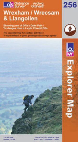 Wrexham by Survey Ordnance
