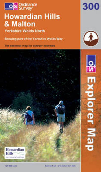 EXP 300 Howardian Hills and Malton by