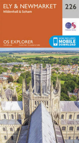EXP 226 Ely and Newmarket, Mildenhall and Soham by