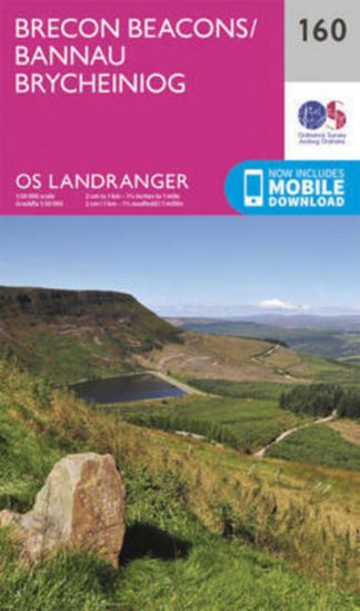 LR 160 Brecon Beacons by