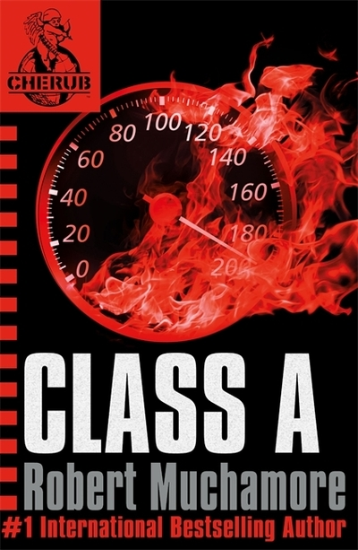 Class A (CHERUB 2) by Robert Muchamore