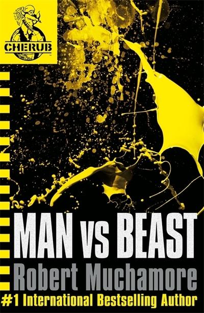 Man vs Beast (CHERUB 6) by Robert Muchamore
