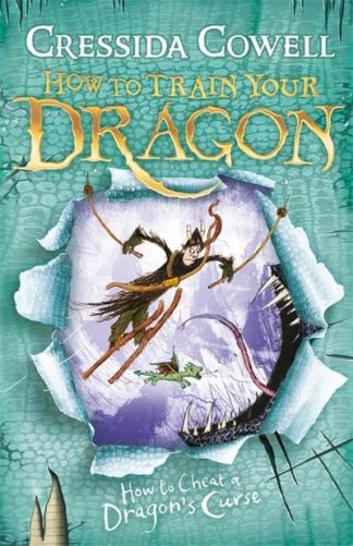 How to Cheat a Dragon's Curse (4) by Cressida Cowell