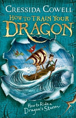 How to Ride a Dragon's Storm (7) by Cressida Cowell