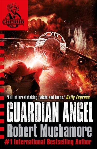 Guardian Angel (CHERUB 14) by Robert Muchamore