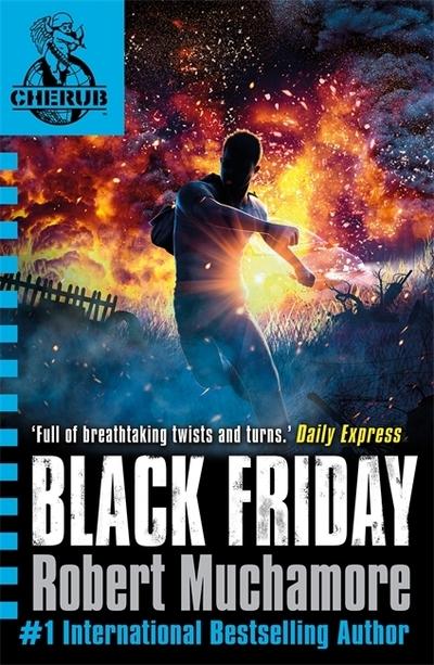 Black Friday (CHERUB 15) by Robert Muchamore
