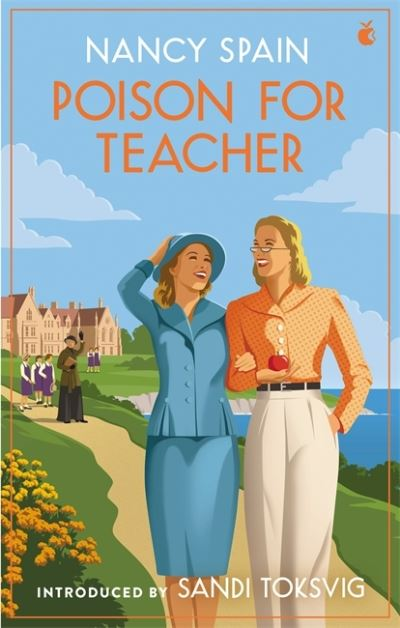 Poison for Teacher by Nancy Spain