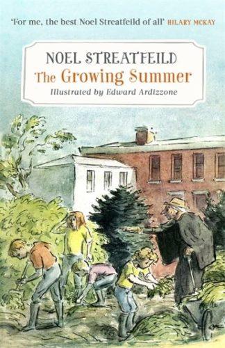 The Growing Summer by Noel Streatfeild