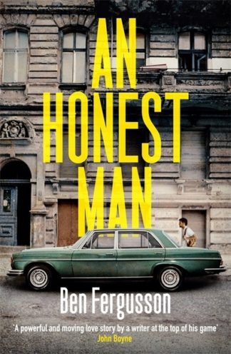Honest Man by Ben Fergusson