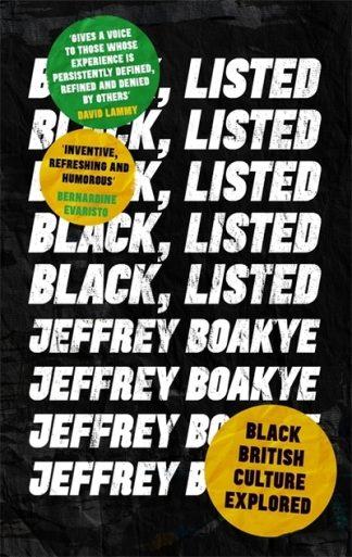 Black, Listed by Jeffrey Boakye