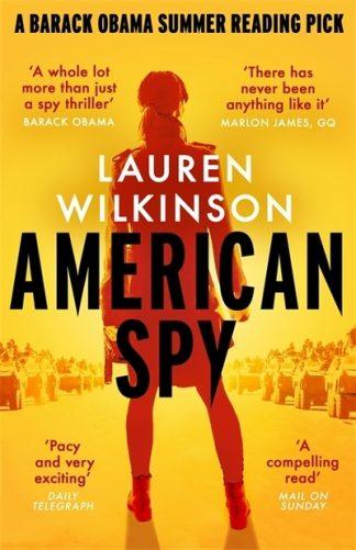 American Spy by Lauren Wilkinson
