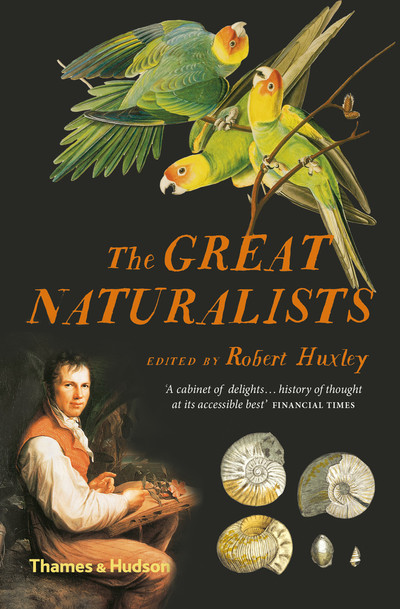 The Great Naturalists by