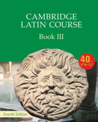 Cambridge Latin Course Book 3 Student's Book by School Classics Cambridge