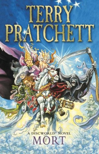 Mort: Discworld Novel 4 by Terry Pratchett