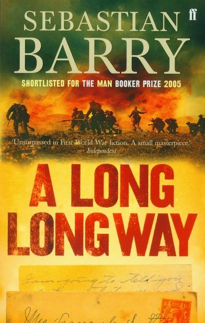 Long Long Way by Sebastian Barry