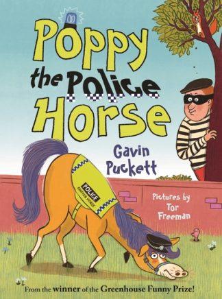 Poppy the Police Horse by Gavin Puckett