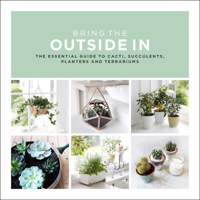 Bring the Outside in: The Essential Guide to Cacti, Succulents, Planters and Ter by Val Bradley