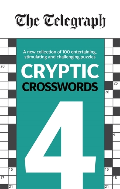 The Telegraph Cryptic Crosswords 4 by TELEGRAPH MEDIA THE