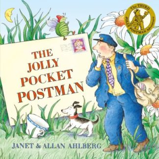 The Jolly Pocket Postman by Janet Ahlberg