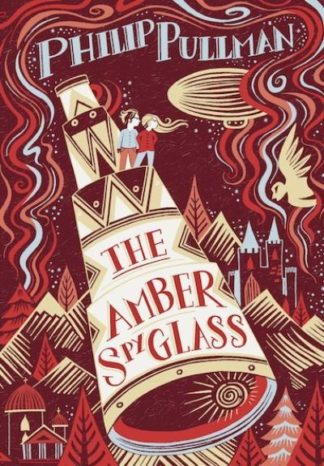 His Dark Materials: The Amber Spyglass (2019 cover) by Philip Pullman