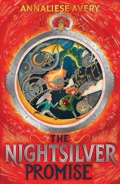 The Nightsilver Promise by Annaliese Avery