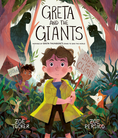Greta and the Giants by Zoe Tucker