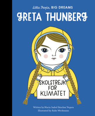 Greta Thunberg by Vegara, Maria I Sanchez