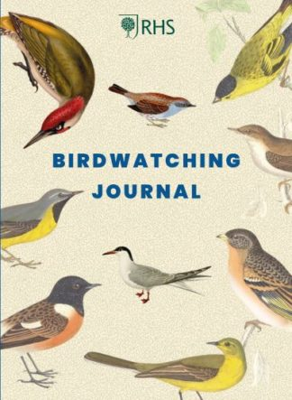 RHS Birdwatching Journal by Horticultural S Royal