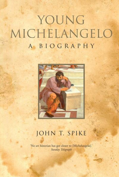 Young Michelangelo by John T Spike