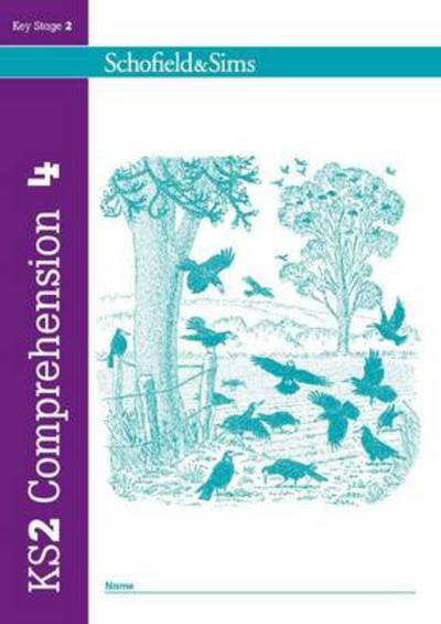 KS2 Comprehension Book 4 by Celia Warren