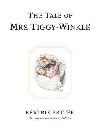 Tale of Mrs.Tiggy-Winkle (6) by Beatrix Potter