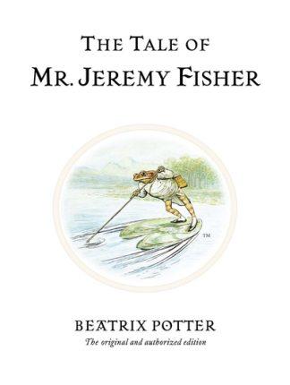 Tale of Mr Jeremy Fisher (7) by Beatrix Potter