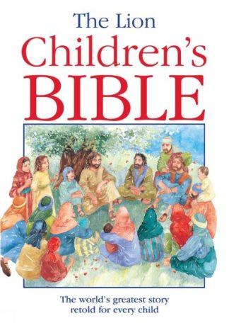 Lion Children's Bible by Pat Alexander