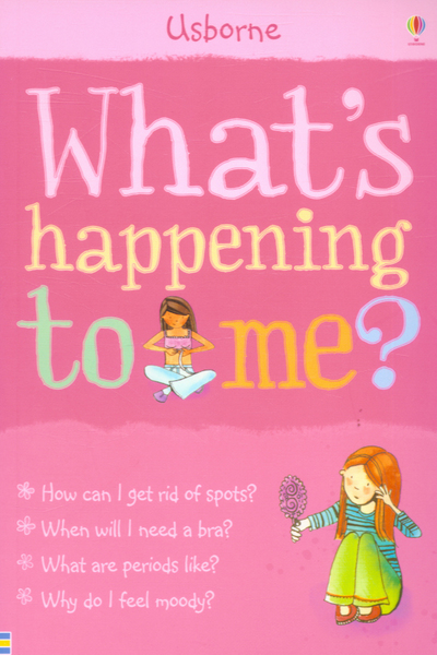What's Happening To Me? (Girl Edition) by