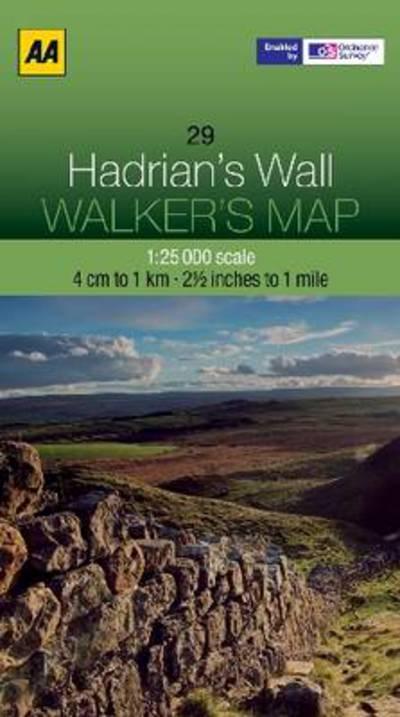 Hadrian's Wall by Publishing AA