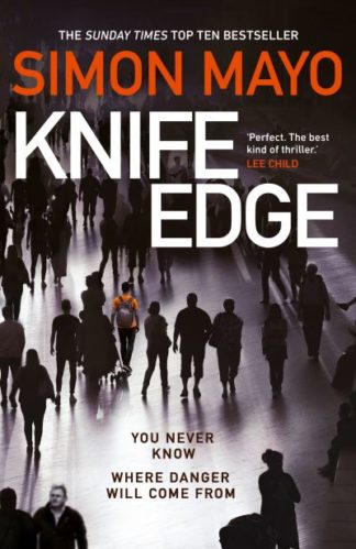 Knife Edge by Simon Mayo