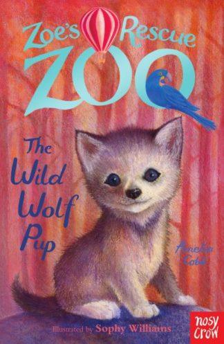 Wild Wolf Pup (ZRZ 9) by Amelia Cobb