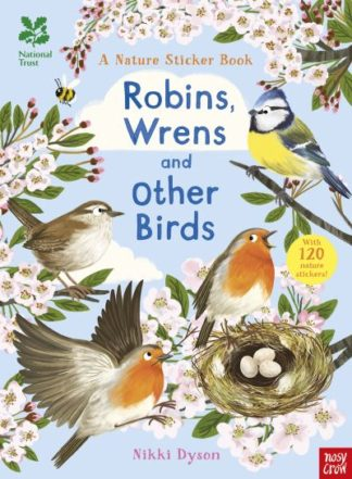 National Trust Robins Wrens & Brit Birds by  ,