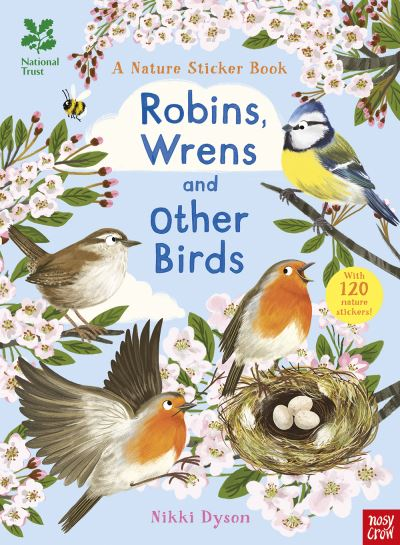 National Trust Robins Wrens & Brit Birds by  ,